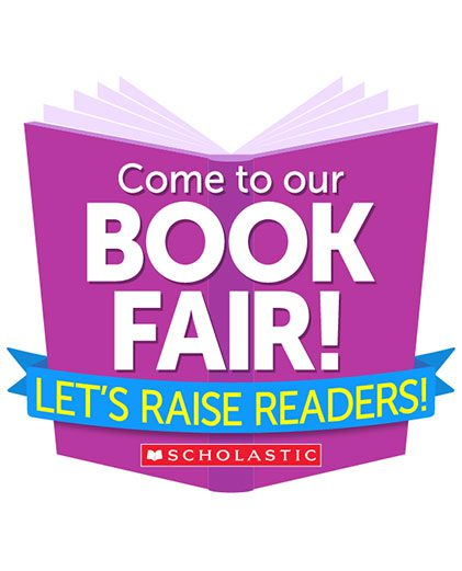 LES Book Fair March 2 – 6 During School Hours