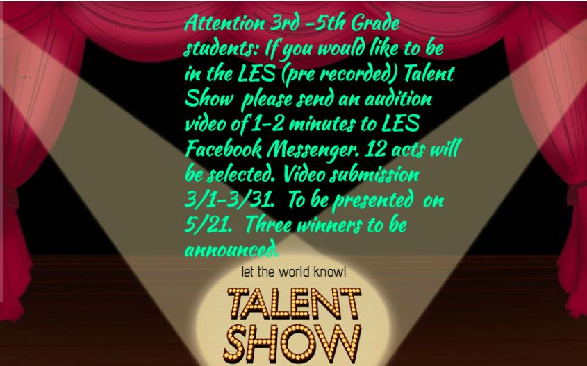 LES Talent Show